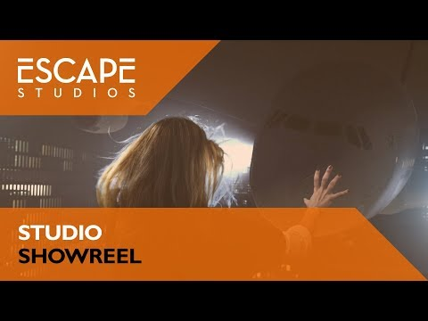 Escape Studios Showreel
