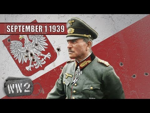 1. září 1939 – Polsko-německá válka