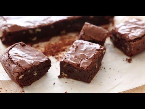 Fudgy Pecan Brownies | Everyday Food with Sarah Carey