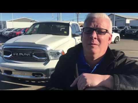 New 2018 Ram 1500 Longhorn Crew Cab - LOADED with AFTERMARKET ACCESSORIES
