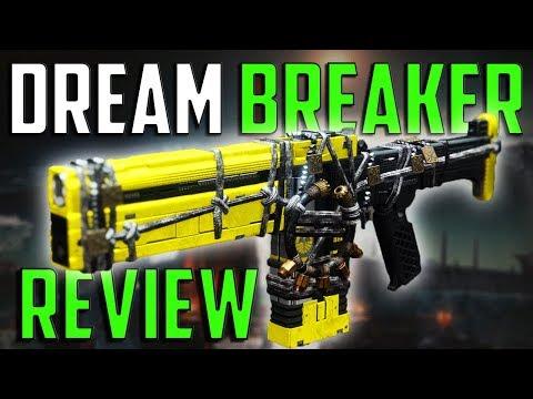 Destiny 2 Dream Breaker Fusion Rifle REVIEW PvP/PvE & Best God Rolls Shadowkeep (Moon Fusion Rifle)