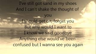 dido sand in my shoes lyrics