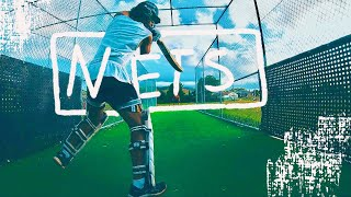 POV GoPro Cricket 4K - Hammers Balls in the Nets (Ep21)