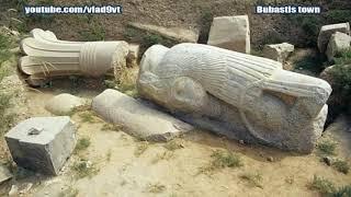 Bubastis starożytny Egipt-nagranie w j.rosyjskim