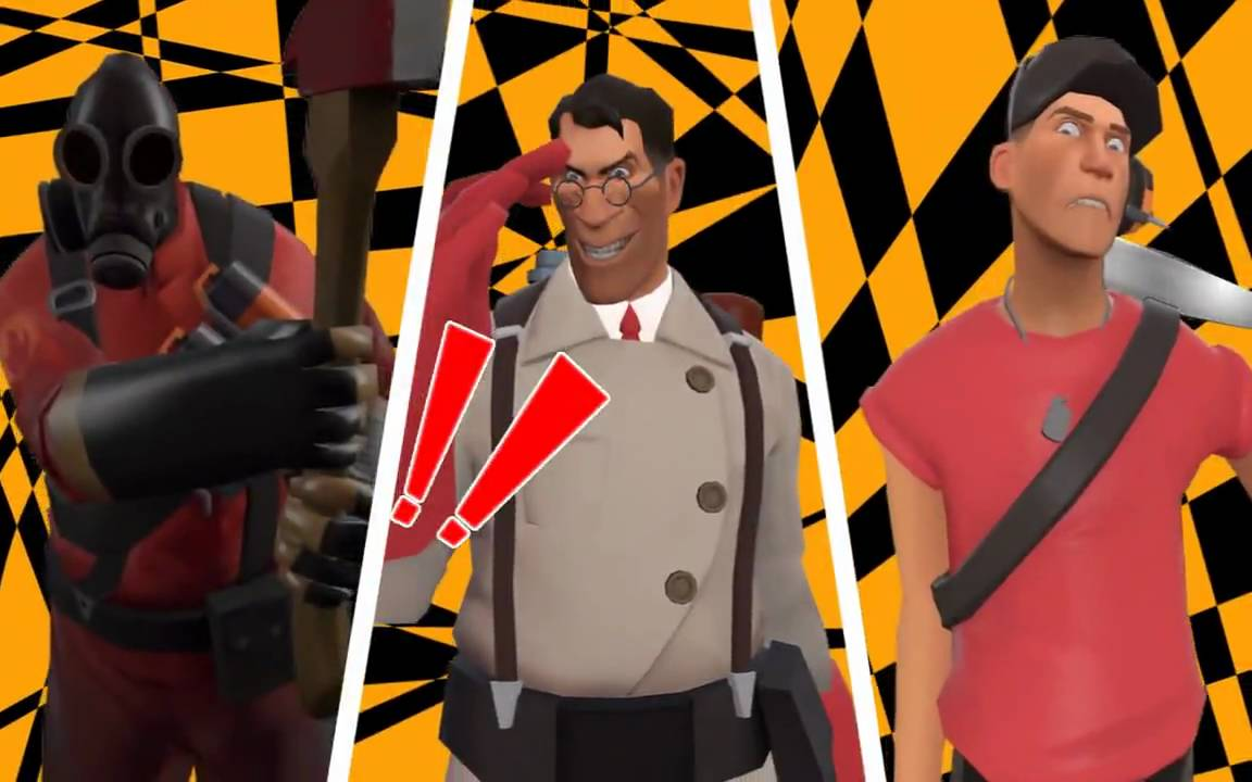 Team Fortress 2, Meet Persona 4
