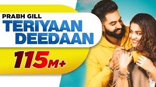 Teriyaan Deedaan  | Parmish Verma | Prabh Gill | Desi Crew | Dil Diyan Gallan