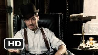 Sherlock Holmes - A Matter Of Professional Integrity
