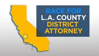 Everything you need to know about the LA County DA's race