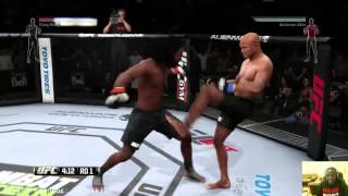 UFC - Anderson Silva vs Dang Wang - UFC Rivalry Fights | UFC Fights 2014