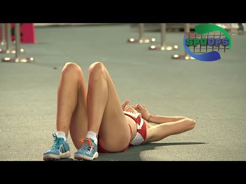 Girls of Universiade | Athletics | Highlights | FHD