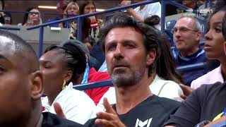 Osaka's win at U.S. Open overshadowed by Williams' penalties