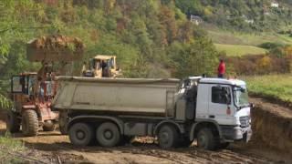 Izgradnja državnog puta bez dozvole vlasnika privatne parcele