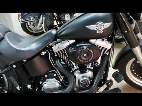 2014 Harley-Davidson Fat Boy® Lo in Temecula, California - Video 1