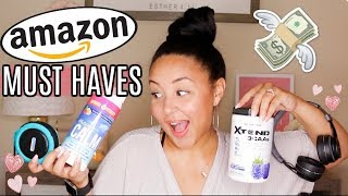AMAZON THINGS YOU NEED! | WHAT TO BUY ON AMAZON 2018 | Page Danielle