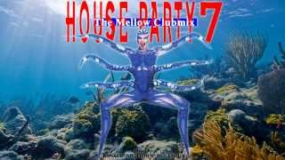 Turn Up The Bass - House Party 7 - The Mellow Clubmix