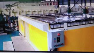 preview picture of video 'Production line for VIP/STP vacuum insulated panel'