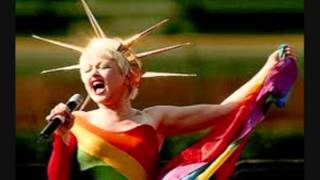cyndi lauper  hey now girls just wanna have fun .