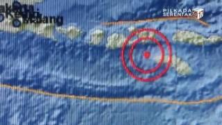 Gempa 66 SR Mengguncang Sumbawa Barat Daya