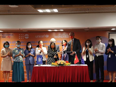 Supporting Interventions to Eliminate Violence against Women & Children in Vietnam under COVID 19