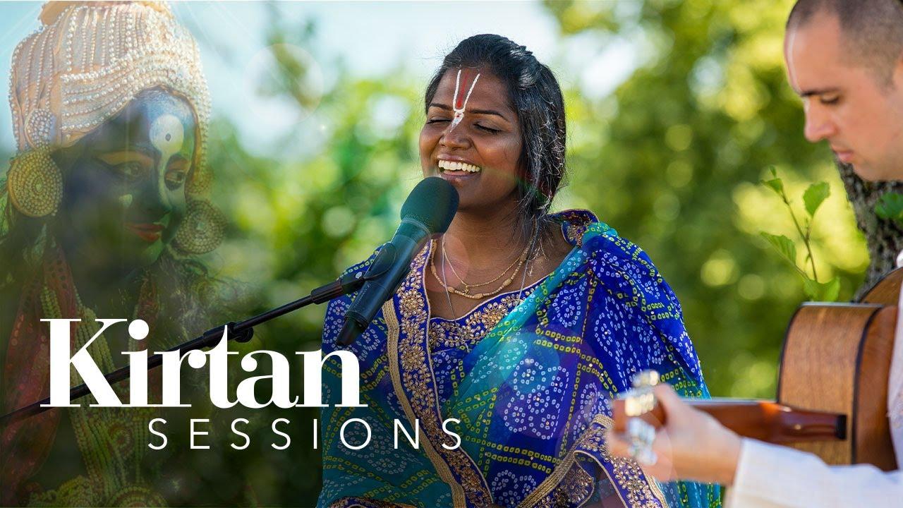 Sri Vitthala Giridhari Parabrahmane Namaha   Kirtan Sessions