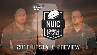 2018 Preseason Preview - Upstate