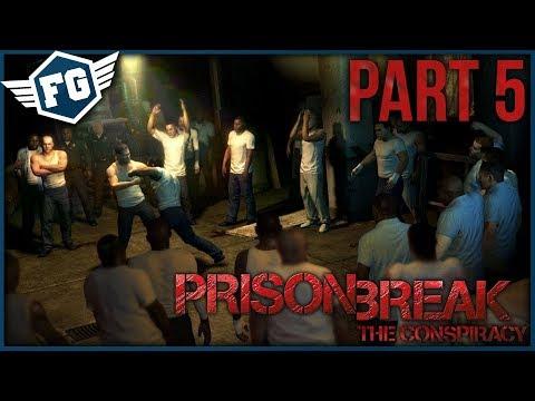 Útěk Z Vězení: Spiknutí #5 - Už To Nezvládám!