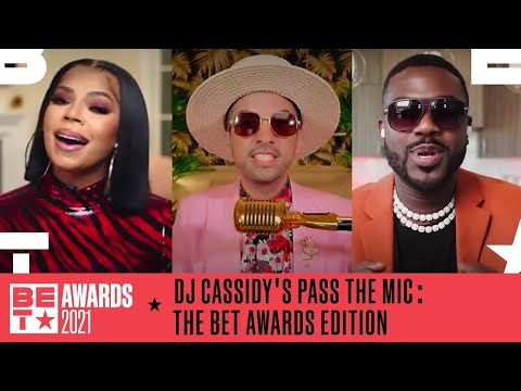Ashanti, Ray J, Ja Rule, Nelly, Kelis, Fat Joe & More Join DJ Cassidy To Perform Hits   Pass The Mic