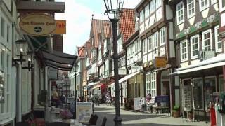 preview picture of video 'Celle - die Altstadt - gesehen von Thilo'