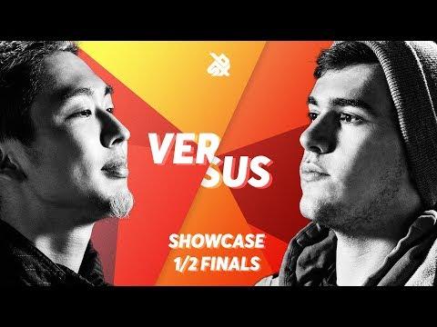 BATACO vs CODFISH     Grand Beatbox SHOWCASE Battle 2018     SEMI FINAL