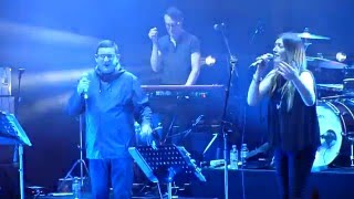 Paul Heaton & Jacqui Abbott - You Keep It All In - Royal Albert Hall, London - March 2016