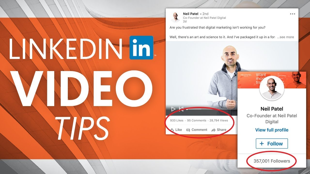 How to Grow Your Business Using Video on LinkedIn
