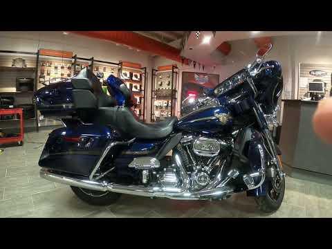 2018 Harley-Davidson CVO Limited FLHTKSE