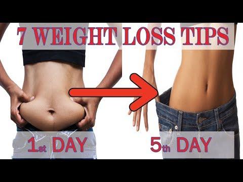 Trebuie să piardă în greutate sănătos și rapid