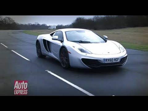 McLaren MP4-12C review and road test - Auto Express
