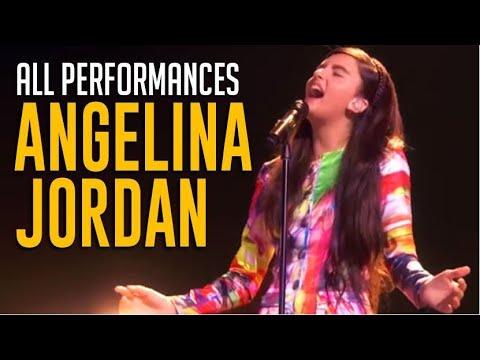 From Child to Teenage Wonder: Gorgeous Vocals By Angelina Jordan