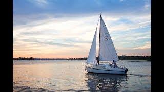 Яхтинг для чайников. Голландская яхта C-Yahts Compromis-720
