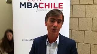 Testimonio Speakers MBA Chile 2017