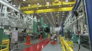 Siemens Presents: H Class Gas Turbine