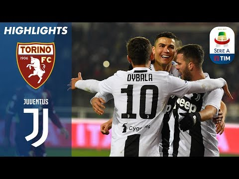Torino 0-1 Juventus | Ronaldo Penalty Is the Difference in Turin Derby | Serie A