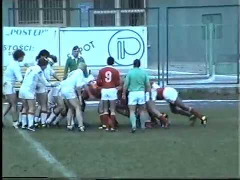 1988 Mecz Polska v Tunezja