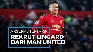 Tertarik untuk Rekrut Jesse Lingard, Arsenal Lakukan Kontak dengan Manchester United