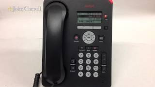 Busy Indicator - Faculty Phone Tutorial