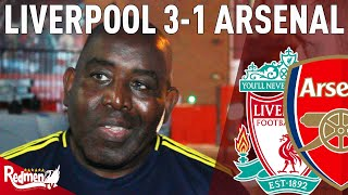 'Salah is an Amazing Footballer!' | Liverpool v Arsenal 3-1 | AFTV's Robbie Lyle Fan Cam  For more quality Liverpool FC content visit http://www.theredmentv.com | Not a subscriber? Start your FREE month trial now!  www.theredmentv.com/join  Buy Redmen T-Shirts: http://bit.ly/TheRedmenTVShop  You Can Find us HERE:  YouTube: http://www.youtube.com/theredmentv   Website: http://www.theredmentv.com  Facebook: http://www.facebook.com/TheRedmenTV  Twitter: http://www.twitter.com/TheRedmenTV http://www.twitter.com/MrBloodRed http://www.twitter.com/thepaulmachin  Instagram: https://instagram.com/theredmentv/  goals assists highlights full match liverpool fan tv skills