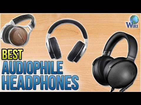 10 Best Audiophile Headphones 2018