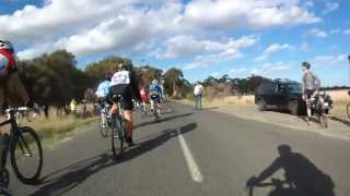 preview picture of video 'B Grade Sprint Balliang 20th April 2013'