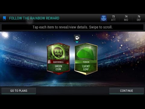 NEW LUCKY LEAF TOKEN TRICK / FIFA MOBILE