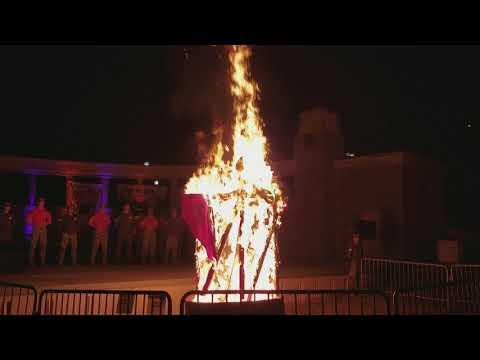 2017 Cocky Burn