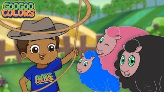 Goo Goo Gaga's Farm! (Baa Baa Black Sheep Song Plus More Pretend Play Goo Goo Colors)