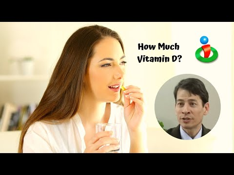 Video Take Vitamin D Everyday? This Will Make You Think Twice!