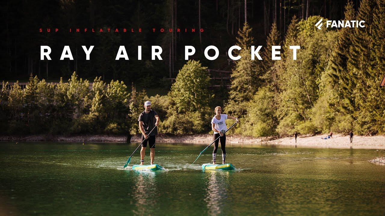 Fanatic Ray Air Pocket
